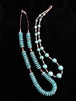 Navajo Necklaces $ 89.00 each #6573